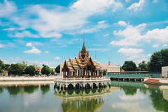 _MG_1961 (waychen_c) Tags: thailand ayutthaya bangpainroyalpalace palace architecture lake thaigraduationtrip 泰國 大城 阿瑜陀耶 邦芭茵夏宮 ประเทศไทย พระนครศรีอยุธยา พระราชวังบางปะอิน
