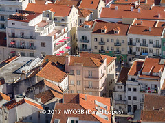 Portugal 2017-9021166-2 (myobb (David Lopes)) Tags: 2017 allrightsreserved europe nazare portugal architecture buildingexterior buildingstructure copyrighted day daylight highangleview outdoor roof rooftile smalltown sunlight touristattraction townscape traveldestination vacation village ©2017davidlopes