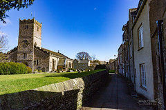 Kirkby Lonsdale 19 March 2018 00034.jpg (JamesPDeans.co.uk) Tags: churchyard forthemanwhohaseverything england church gb greatbritain kirkbylonsdale cumbria hdr clock objects steeple jamespdeansphotography religion unitedkingdom graves spire landscape britain cemetry tower wwwjamespdeanscouk camera architecture printsforsale landscapeforwalls europe uk digitaldownloadsforlicence wall stone