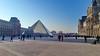567 Paris en Février 2018 - Pyramide du Louvre (paspog) Tags: paris france février february februar lelouvre pyramide pyramidedulouvre 2018