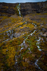 Waterfall, Westfjords, Iceland (Fabien Guittard) Tags: voyage paysage automne cascade nature fall landscape travel waterfall vestfirðir islande is