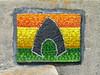 Λ (Jef Poskanzer) Tags: mosaic tile t foundinsf geotagged geo:lat=3780814 geo:lon=12242691