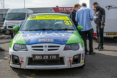 The College Motors MGCC MG Trophy Championship - Silverstone - 7th April 2018 (Trackside70) Tags: mg mgcc mgcarclub silverstone 2018 motorsport motorracing uk cars sport classiccar automobile autosport nikond7100
