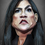 Dana Loesch - Caricature thumbnail
