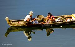 Life in Bagan Myanmar-23 (Yasu Torigoe) Tags: manandchildfishingintheriverlifealongtheirrawaddyriv mandalayregion myanmarburma mm manandchildfishingintheriverlifealongtheirrawaddyrivernearlawkanandainnewbaganmyanmar