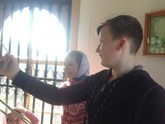 Посещение Лавры детьми Воскресной школы с.Долина17