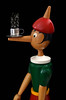 Balanced Blend (njk1951) Tags: coffee cup espressocup steam coffeewithsteam blackbackground pinocchio espresso balance balancedblend