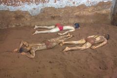 kushti (suryene) Tags: m mumbai kolhapur kushti lottatori slum wrestler suryene ramaget report canon6d dharavi india bundi
