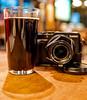 A Beer (Temple Brew House - London) (Fujifilm X100F) (1 of 1) (markdbaynham) Tags: fuji fujifilm fujista x100f fujix transx fujix100f apsc fixedlens primelens compact london londonist londoner capital capitalcity gb uk centrallondon urban metropolis