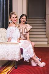 Red Carpet (Cortez_CRO) Tags: osijek croatia hrvatska 2018 muzej okusa muo restaurant beautiful women girl pretty red carpet portrait fancy