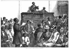 """A Negro Congregation in Washington"" (1860) (Brett Streutker) Tags: stars 2017 easter christ creator jesus science creation creationism made he bible scriptures rapture god yahweh jehovah born again saved evangelical gospel meeting tent psalm verse study revelation tribulation son antichrist satan devil enemy john gospels epistles conference seminary moody king james new american standard international version thus herod christmas passover brirth bethlehem jerusalem samaria apostles diciples mary joseph palastine israel israeli old time religion school antique nostalgia fundamentalist apostolic assemblies episcopal methodist lutheran"