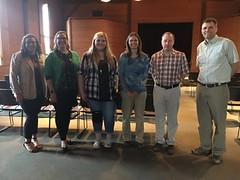 Ohio Malone Faith and Creation Event
