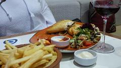 Northwest, Massey, West Auckland, New Zealand (Sandy Austin) Tags: panasoniclumixdmcfz70 sandyaustin westauckland auckland massey northisland newzealand northwest casablanca restaurant food middleeastern
