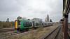 Racing! (davids pix) Tags: dmu 172219 multiple unit diesel train kidderminster station severn valley railway 2018 17032018