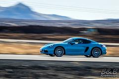 Porsche 718 Cayman ´18 (B&B Kristinsson) Tags: kvartmíluklúbburinn kvartmílubrautin trackday hafnarfjörð iceland