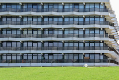 pretty nice Terrace (Genylend) Tags: travel europe germany norderney island beach architecture greengrass northsea room hotel apartment home terrace balcony chair