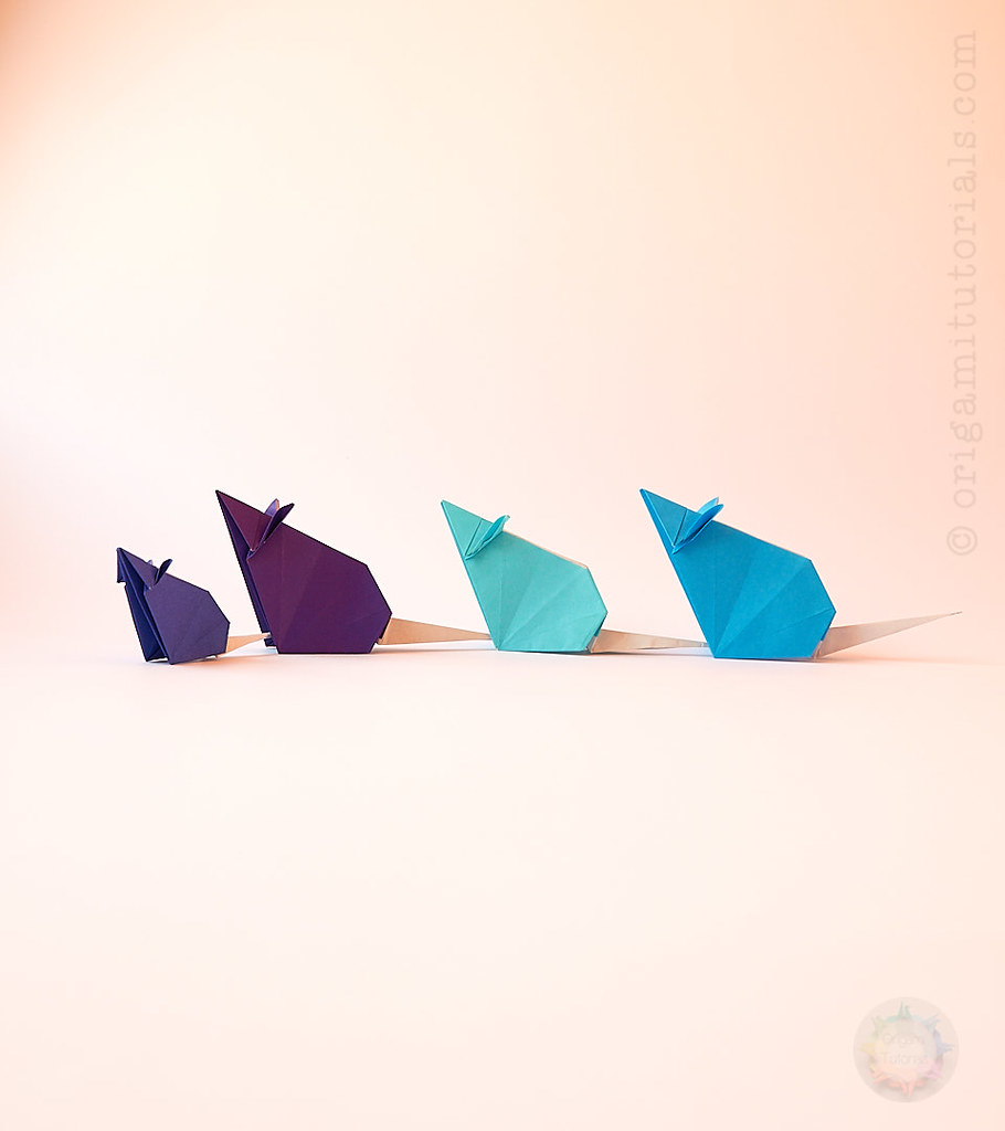 The Worlds Newest Photos By Judith Magen Flickr Hive Mind Cute Origami Mouse Diagram Tags Jun Maekawa