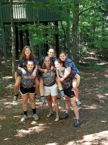 More fun at 2018 Anglican Legacy Camp