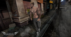255 (Dangel Men Style) Tags: birth skins tattoo poses shutter chuck size chucksize catwa