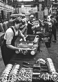 1950 STUDEBAKER Champion Pedal Car Production Line