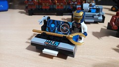 Workshop 3 (dagazminiatures) Tags: ironman iron man lego moc bricks armory loki scepter