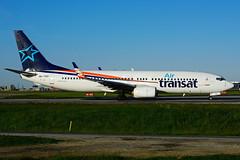 OK-TSO (Air Transat - Smartwings) (Steelhead 2010) Tags: airtransat smartwings travelservice boeing b737 b737800 yyz okreg oktso