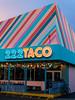 222 Taco sign (frodnesor) Tags: 222taco tacos mexican taqueria northbayvillage