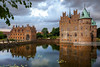 Egeskov Castle - Denmark (Nick Brundle - Photography) Tags: egeskovslot castle denmark moat renaissance architecture scandinavia egeskovcastle egeskov gettyimages nikon2470mmf28 nikond750 reflection