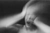 9 (Nasos Karabelas) Tags: nasoskarabelas woman blackandwhite fineart experimental