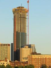 IMG_4493 (dzh2282) Tags: boston bostonskyline 1dalton onedalton fourseasons charlesriver bubridge view skyscraper skyscrapers buildings river city