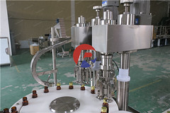 Reliance oral solution filling capping machine (Reliance Machinery Co.,Ltd) Tags: filling capping fillingcapping machine reliancemachinery reliance filler fill fillingmachine automatic automaticfillingcappingmachine oral solution oralsolution liquidfillingmachine