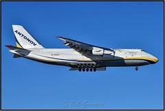 UR-82027 Antonov Design Bureau (Bob Garrard) Tags: ur82027 antonov an124 design bureau airlines anc panc