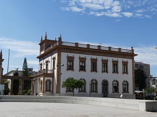 el arte del realismo socialista. Malaga