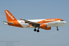 OE-LQJ Airbus A319-111 (Jersey Airport Photography) Tags: oelqj airbusa319 a319111 easyjeteurope egjj a319 jer
