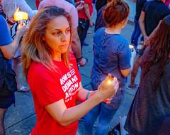 2018.06.12 A Candlelight Vigil to Remember Pulse, Washington, DC USA 03801