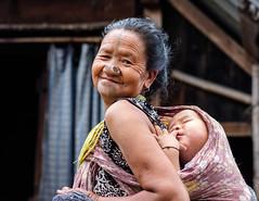 GSCF7150 (Deepak Kaw) Tags: fujifilm composition colours travel apatani arunachal ziro india people portrait culture tradition smile