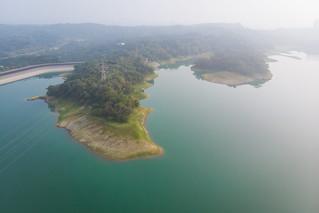 仁義潭小鱷魚|Mavic Air