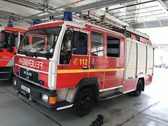 German Fire Appliance - MAN 10.224  - Berliner Feuerwehr - Mitte, Berlin (firehouse.ie) Tags: fd bombeiros bomberos berlinerfeuerwehr apparatus appliance brandweer brigade fire feuerwehrauto feuerwehr berlin man 10224 lhf