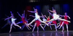 DJT_5180 (David J. Thomas) Tags: northarkansasdancetheatre nadt dance ballet jazz tap hiphop recital gala routines girls women southsidehighschool southside batesville arkansas costumes