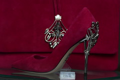 Strange Objects of desire (Clint__Budd) Tags: 118picturesin2018 obsession shoe stiletto expensive