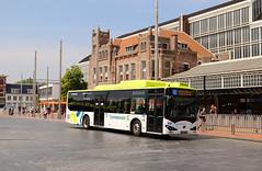 Connexxion 2103 - Haarlem (rvdbreevaart) Tags: connexxion haarlem byd k9 elektrisch bus busstation openbaarvervoer öpnv publictransport