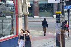 DSC_4114 Shoreditch London Great Eastern Street Ladies (photographer695) Tags: shoreditch london great eastern street ladies