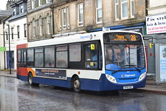 Stagecoach Western 36149 SF10CDZ (Will Swain) Tags: irvine 10th march 2018 scotland scottish north town centre west bus buses transport travel uk britain vehicle vehicles county country stagecoach western 36149 sf10cdz