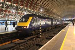 43023 (matty10120) Tags: class railway rail train travel transport hst high speed 125 43 great western 332 heathrow express london paddington
