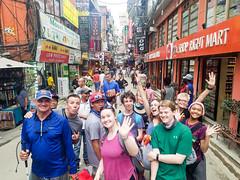 Kathmandu Shopping (No Barriers USA) Tags: kathmandu centraldevelopmentregion nepal
