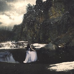 """The Princess (Erin Graboski) Tags: explore flickr darkart princess eringraboskiphotography eringraboski selfportrait fineartphotography conceptualphotography surrealphotography """"surrealphotographywithadambird"""""""