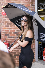 BSB Brands Hatch GP 2017 - Anvil Hire Tag Yamaha grid girl Lauren (Sacha Alleyne) Tags: brandshatch british superbike championship pirelli motorbike motorcycle moto motorsport racing paddock pitlane babe grid umbrella pit promo promotional girl 2017 brunette portrait
