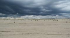 Before the thunderstorm (Elisa1880) Tags: kijkduin the hague den haag strand beach zand sand bad weather thunderstorm slecht weer onweer op komst wolken clouds