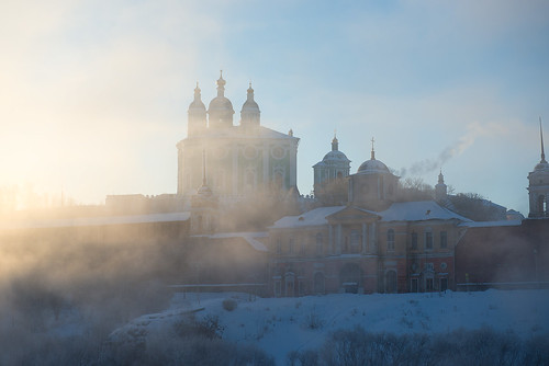 Cold Smolensk ©  Andrey