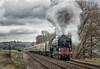 Shere Effort (Articdriver) Tags: trains railway locomotive lner belmond tornado a1 a1slt steam pacific 60163 britishrailways britishpullman vsoe shere surrey gomshall trees surreyhills